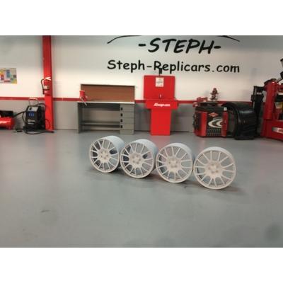 1/18 Jantes Ferrari 360 Challenge stradale