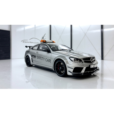 "1/18 Mercedes C63 AMG Black Series ""Safety Car"""