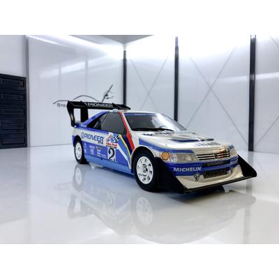 1/18 Peugeot 405 t16 Pikes Peake