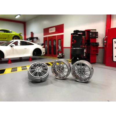 1/18 Jantes Porsche Macan Turbo Minichamps