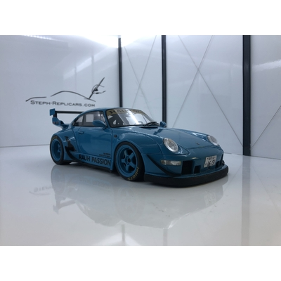 "1/18 Porsche 911 Type 993 RWB ""Rauh Passion"""