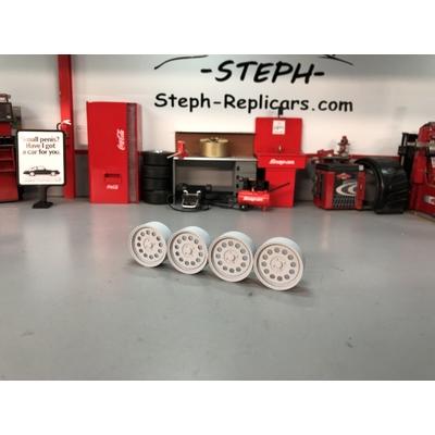 1/18 Jantes Alfa Romeo GTV 2.0