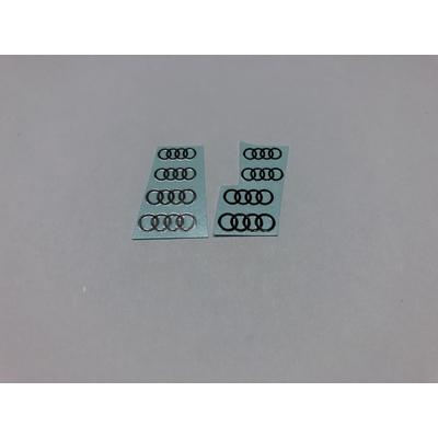 1/18 Decal Audi