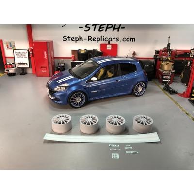 1/18 Renault Clio 3 RS Gordini