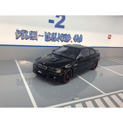 BMW M3 E46 1/18 Autoart