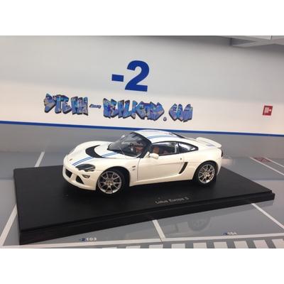 LOTUS EUROPA S 1/18 AUTOART