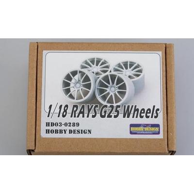 Jantes Rays G25
