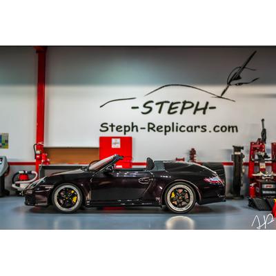 1/18 Porsche 997 Speedster