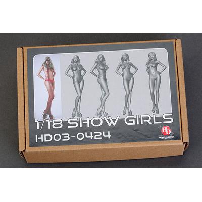 1/18 Show Girl Type 2