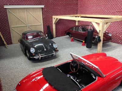 Dioramas steph replicars for Garage seat guilherand granges