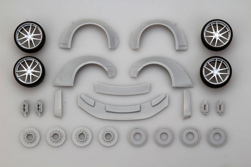 kit bmw m3 pi ces d tach es spare parts hobby design steph replicars. Black Bedroom Furniture Sets. Home Design Ideas
