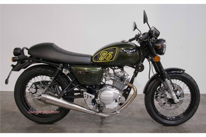 rocket 125cc moto et v lomoteur neuf motos boutique dax co. Black Bedroom Furniture Sets. Home Design Ideas