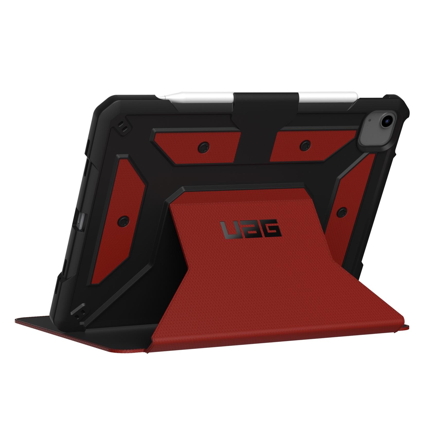 Pack Duo 2 en 1 Etui Folio de protection Armure et verre ecran iPAD AIR 4 10.9p