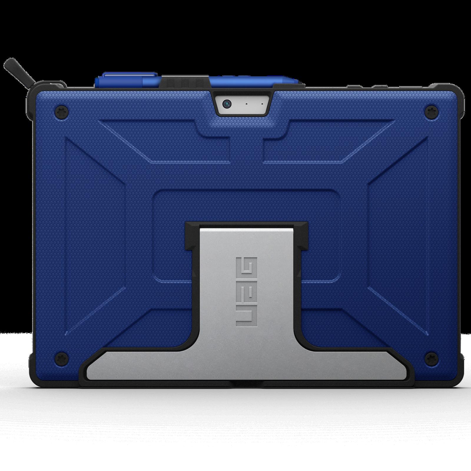Surface PRO 7 Protection renforcee Pied aluminium Armure Bleu Cobalt