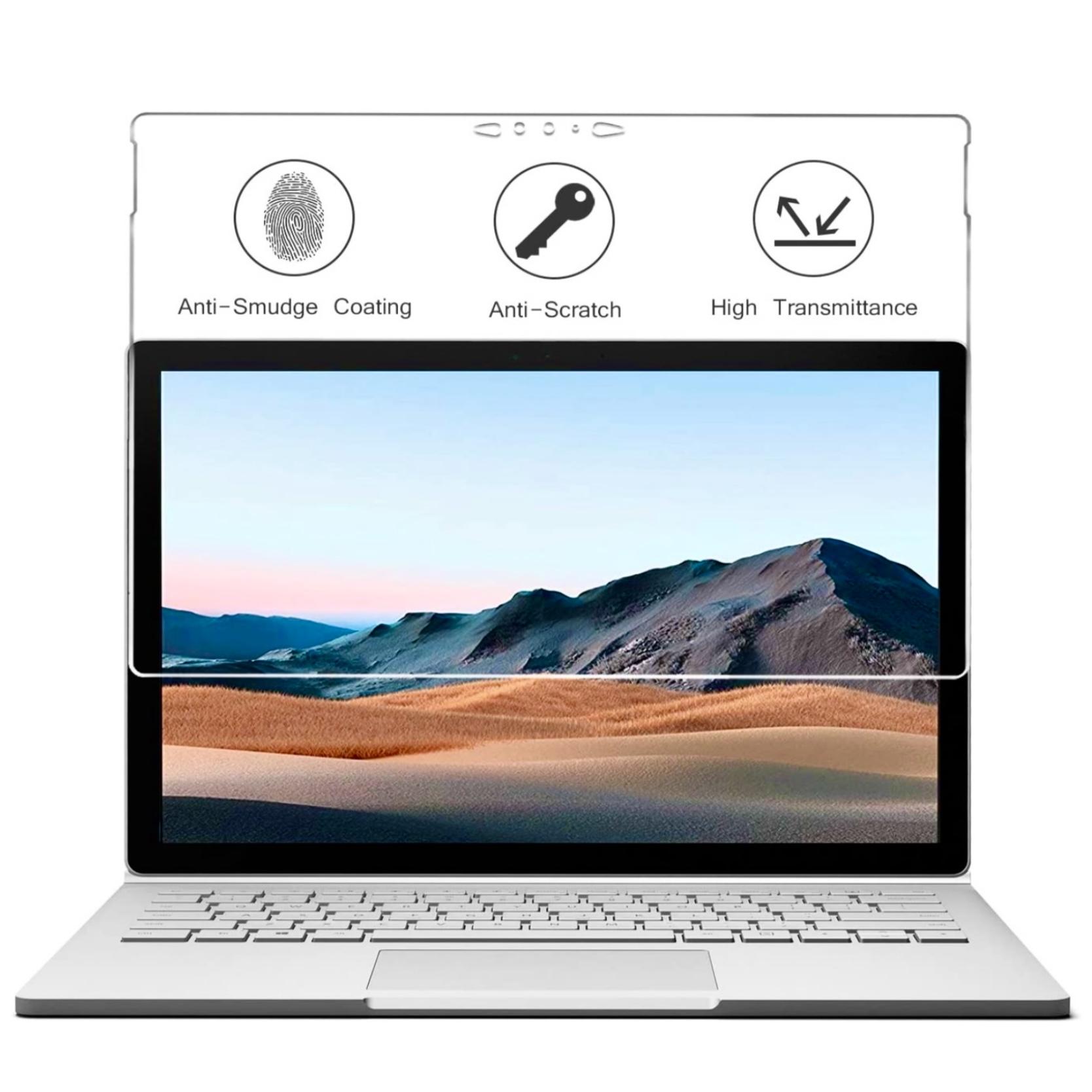 Microsoft Surface Book 3 15p Verre de protection ecran renforce Premium 9H