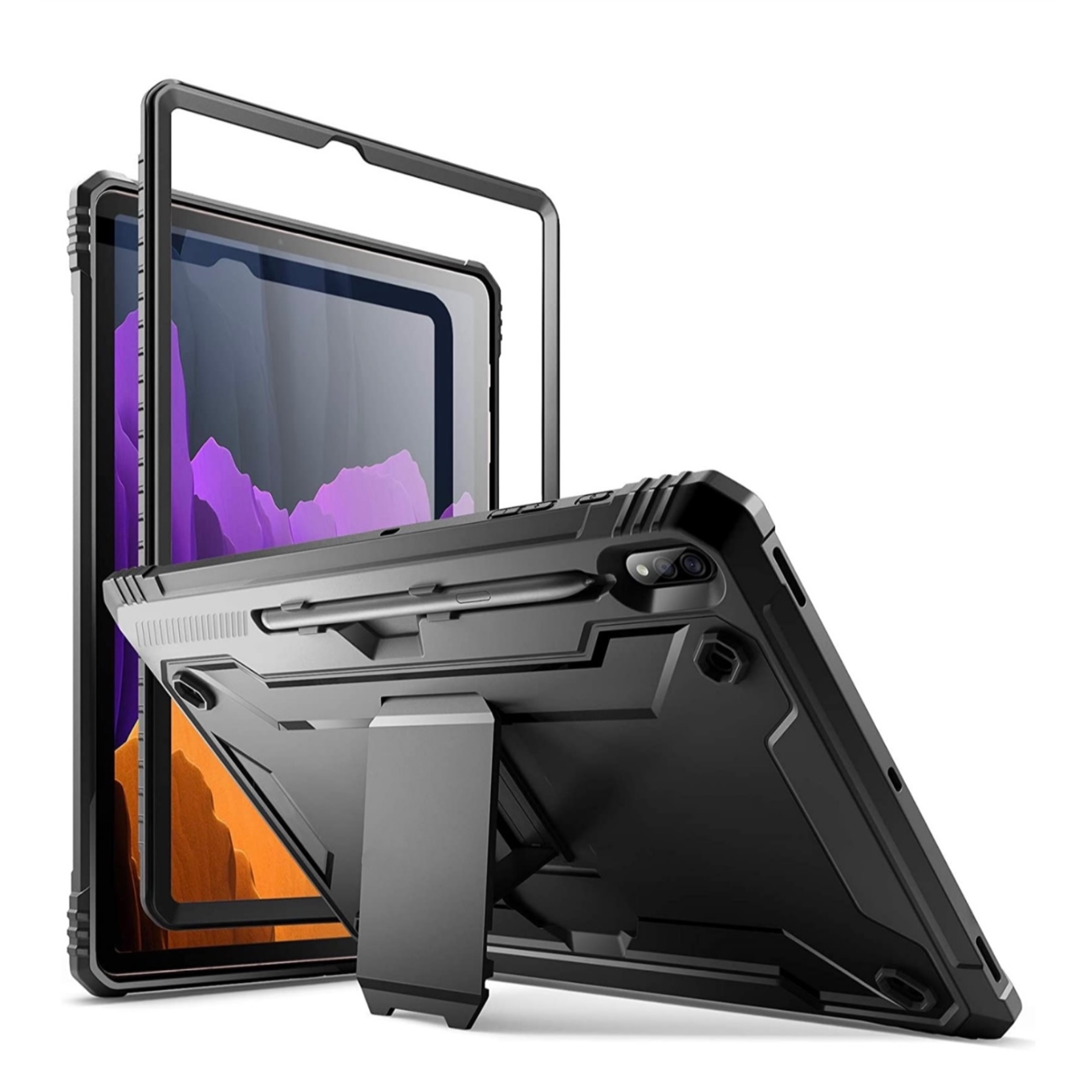 Samsung Galaxy TAB S7 11p Coque Protection et support stylet