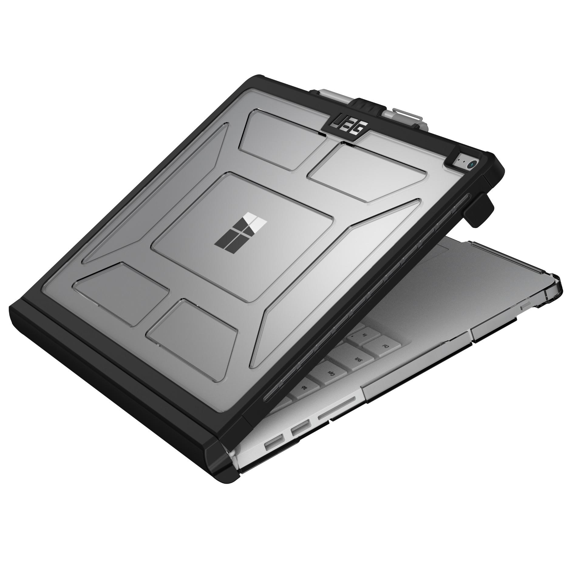 REF 2518 Pack 2 en 1 Coque renforcee Armure et verre de protection ecran Surface BOOK 3 13.5 pouces