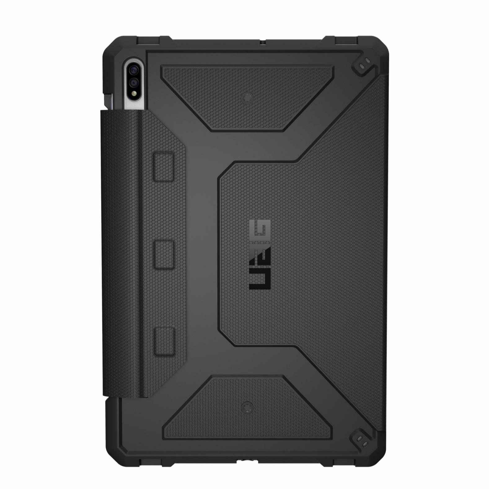 REF 2549 Etui Folio Galaxy TAB S7 FE 12.4 pouces Armure Multi angles