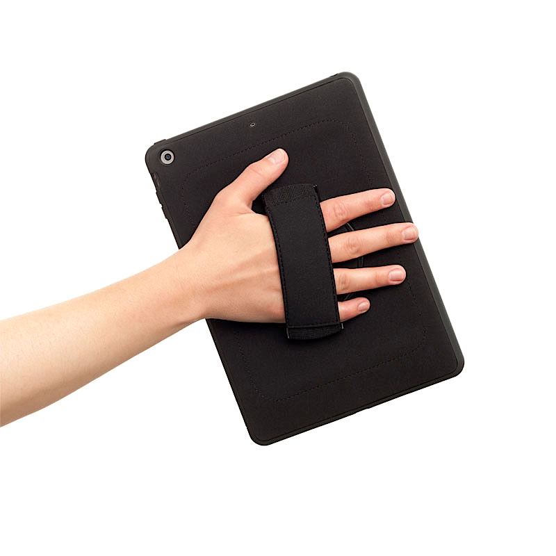 Housse Protection sangle main Nouvel iPad 2017 Airstrap