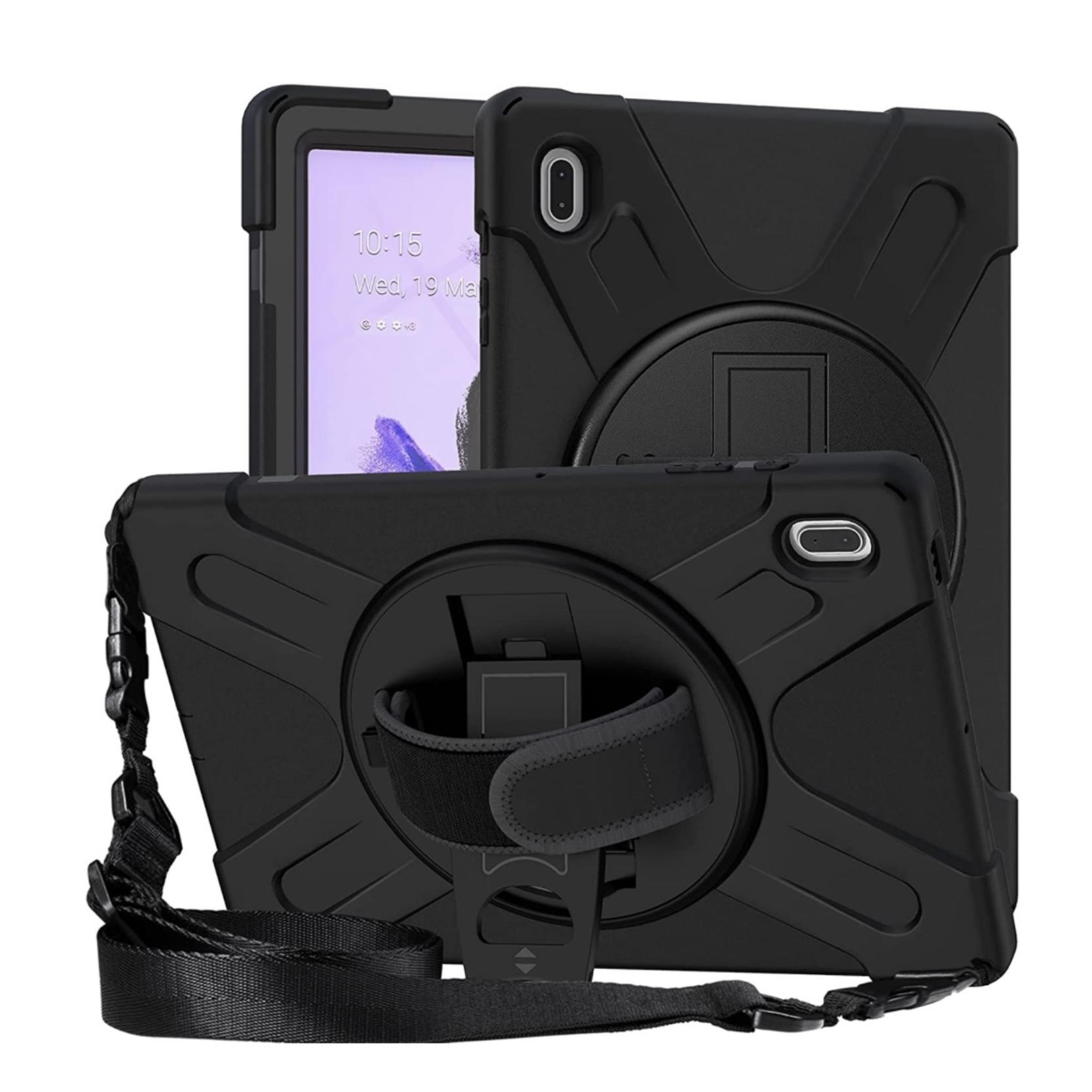 REF 2592 Pack 2 en 1 Coque de protection Vancouver et Verre ecran Galaxy TAB S7 FE 12.4 pouces