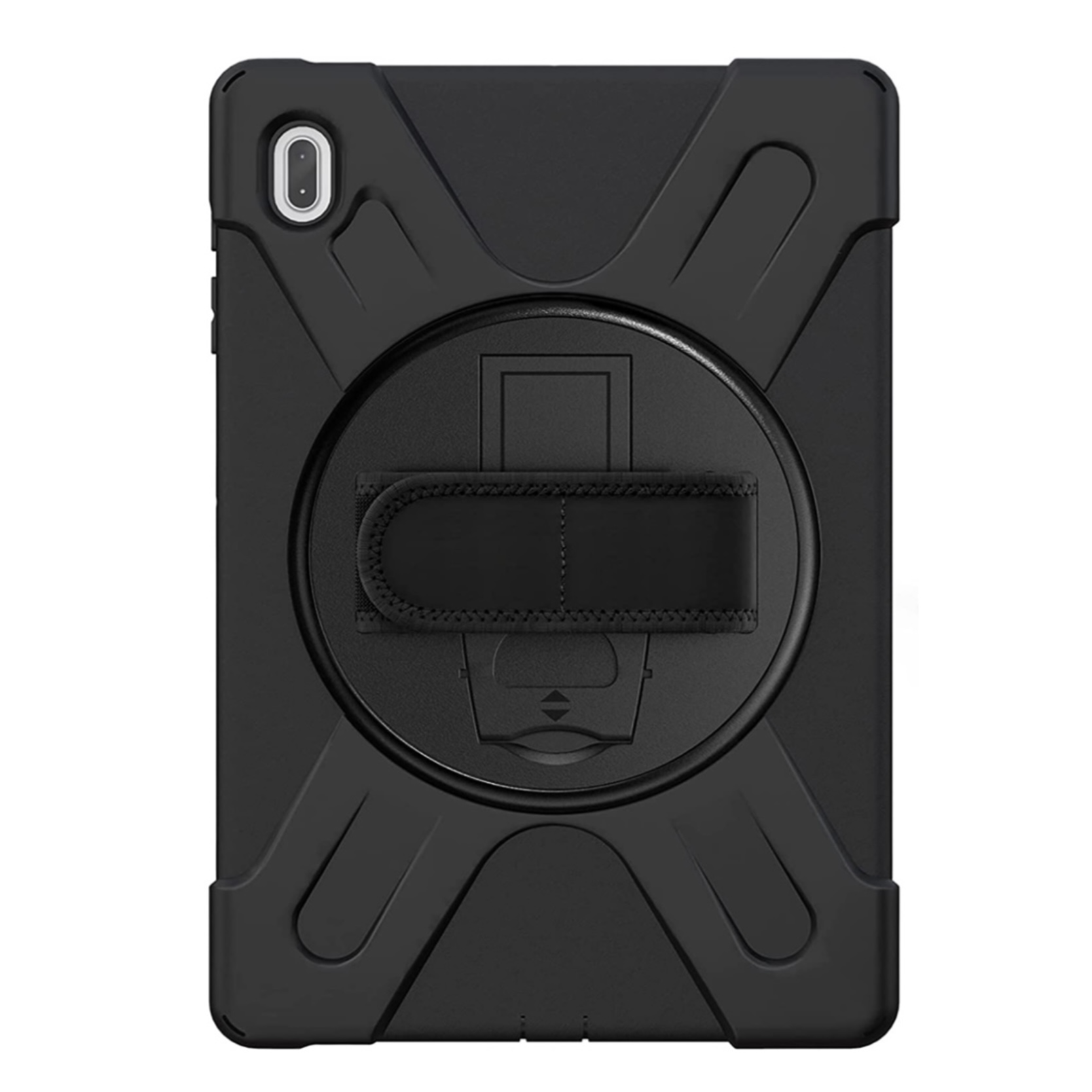 REF 2589 Coque de protection Sangle main Galaxy TAB S7 FE 12.4 pouces Vancouver