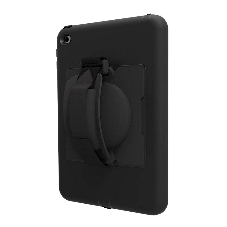 Coque de protection iPad Mini 4 Harnais rotatif et Sangle main