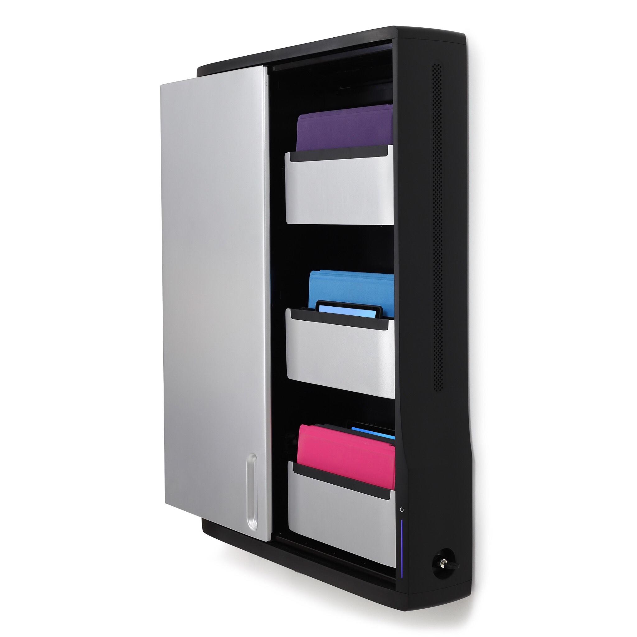 Armoire de charge Sécurisée 1 a 12 tablettes Surface GO Universal