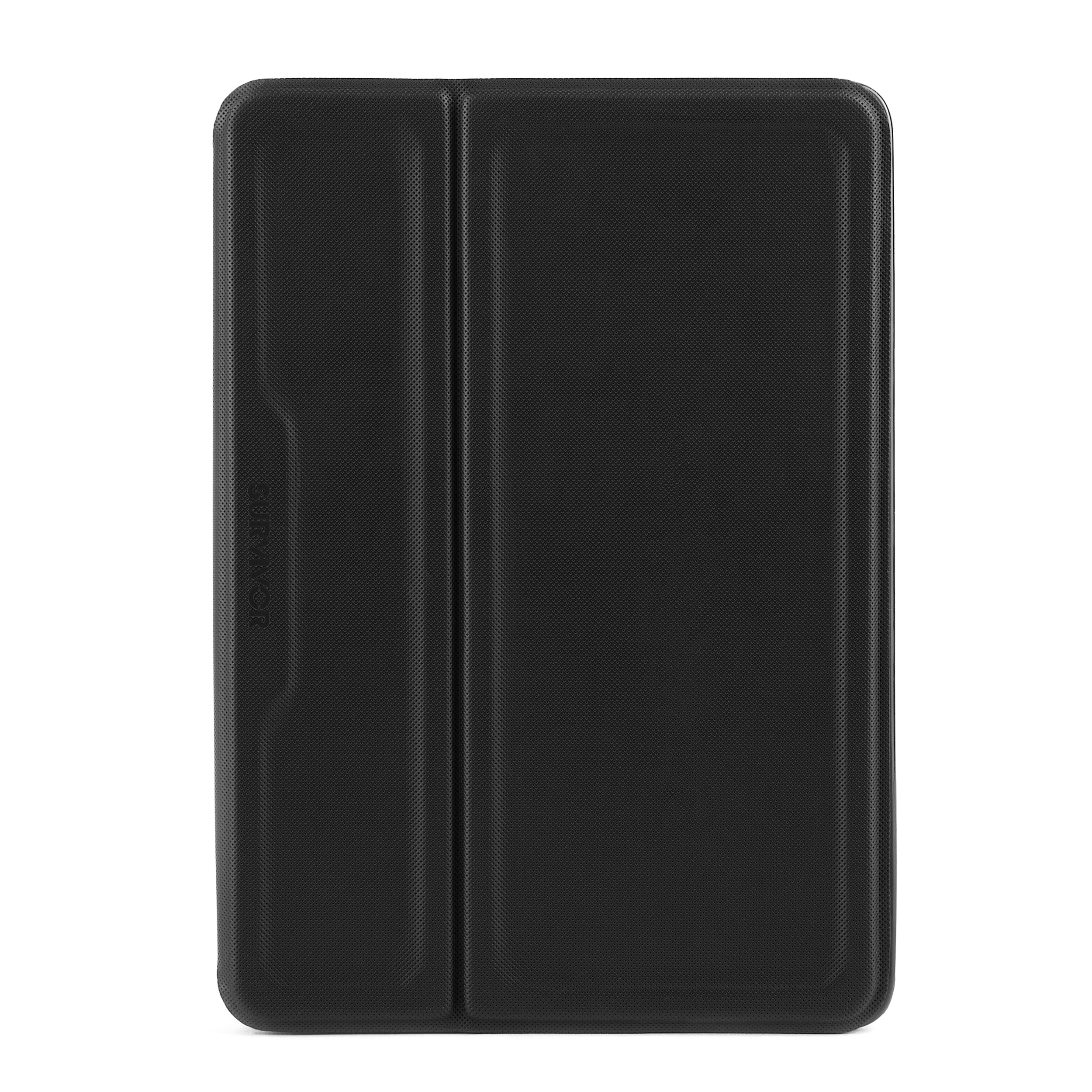 iPAD AIR 2019 10.5 pouces Griffin Survivor Rugged Folio 3 en 1 Noir