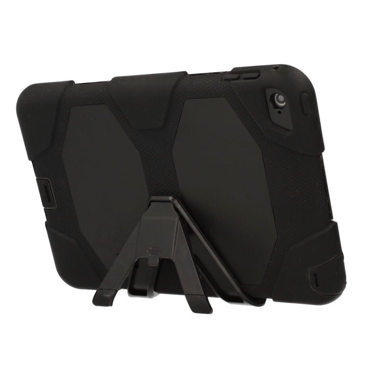 iPad Mini 4 Coque renforcee Vegas avec film rigide de protection ecran
