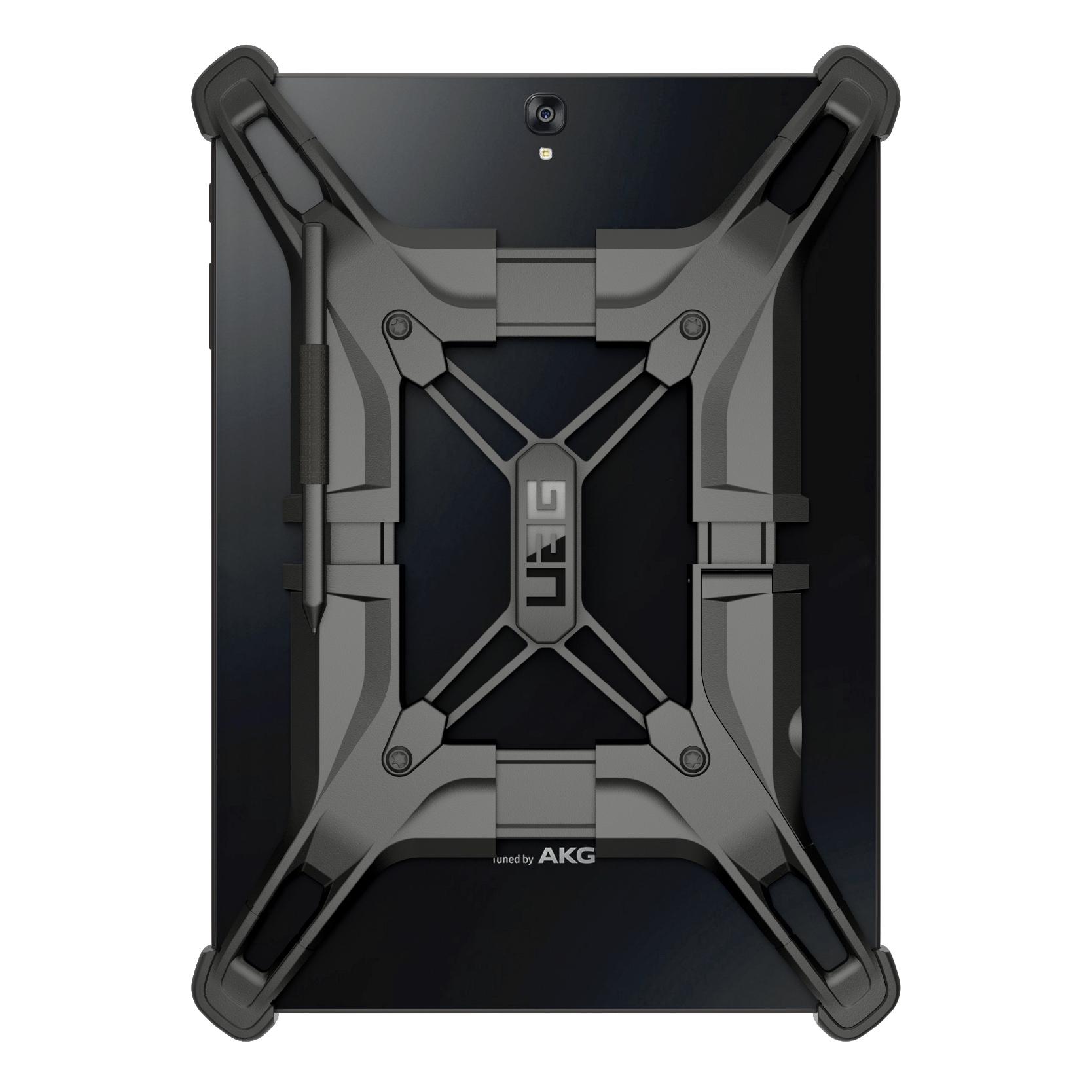 Coque Universal Exoskeleton Universelle 9.7 a 10.1 pouces Exoskeleton Noir