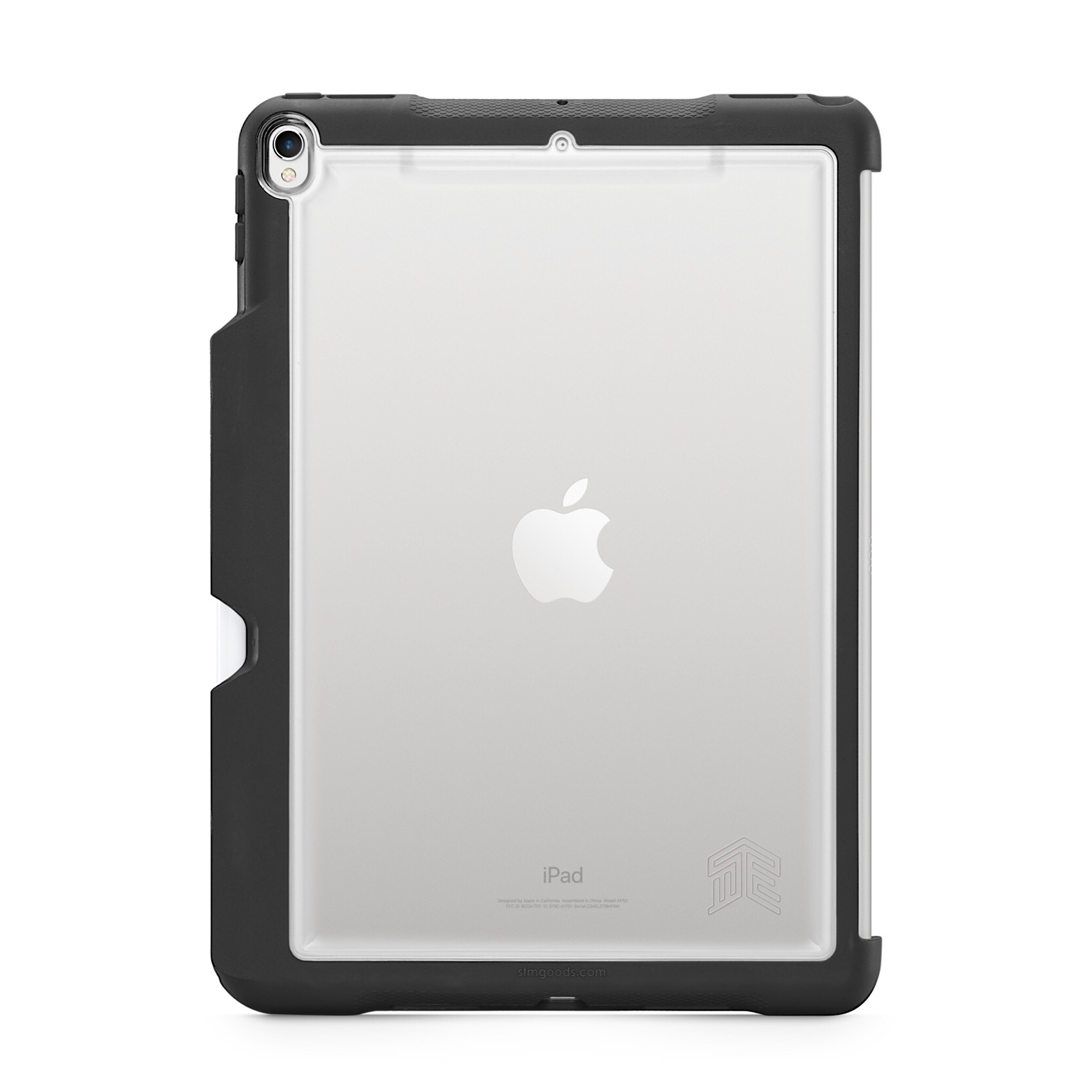 iPad PRO 10.5 pouces Coque protection Dux Shell et support Stylet