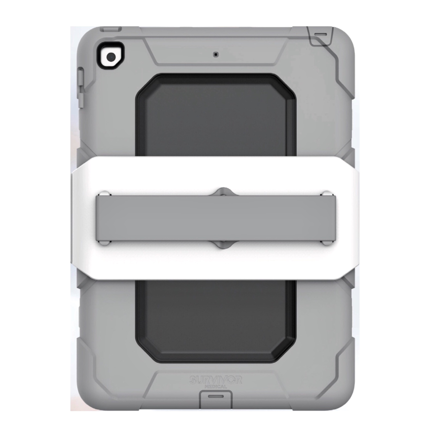 Survivor Med Griffin Coque de protection New iPad 9.7 Sangle main