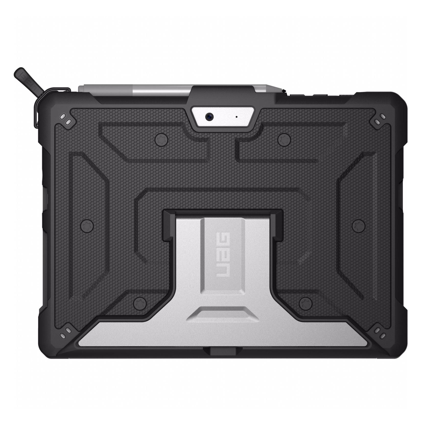 Microsoft SURFACE GO 10 pouces coque de protection Armure Noir