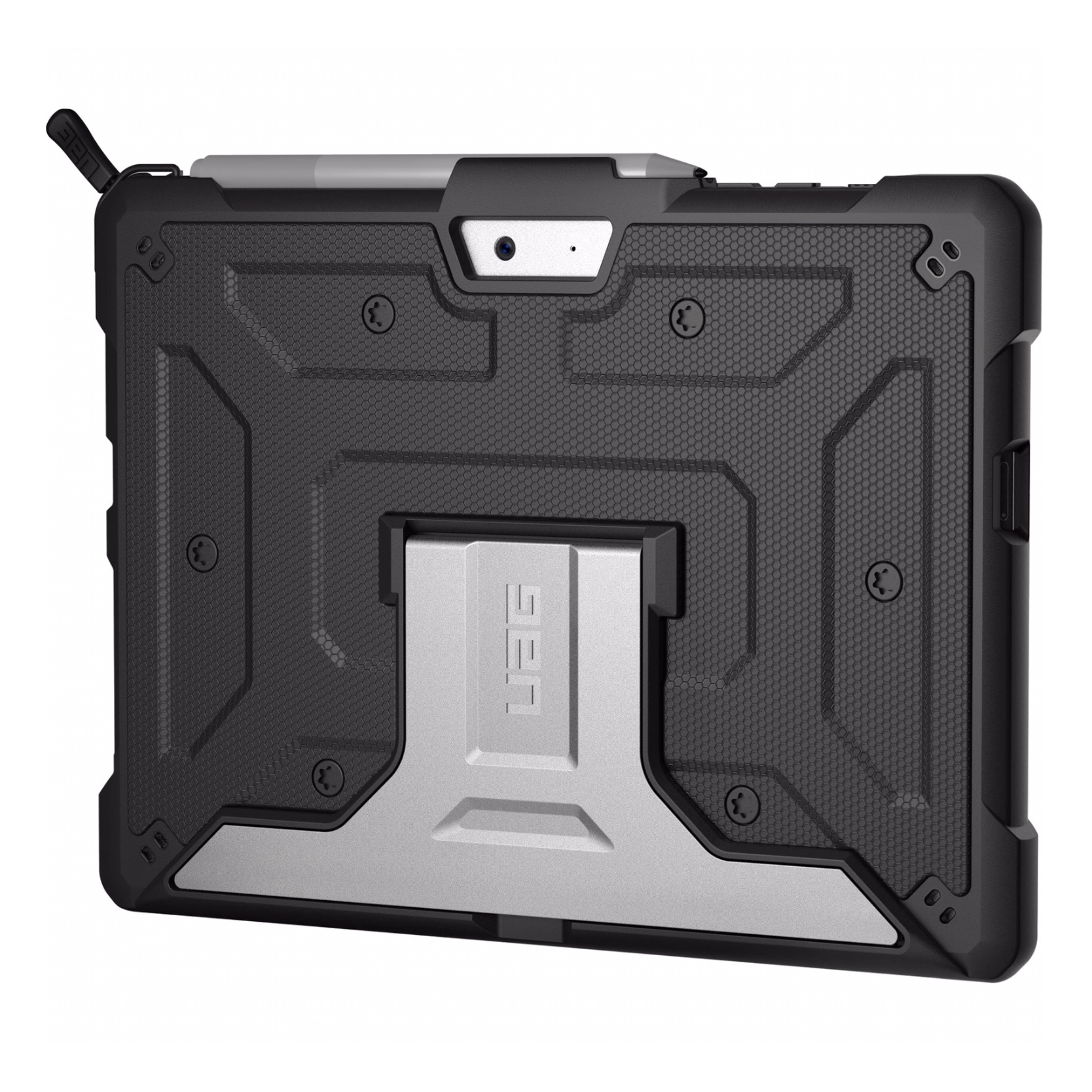 SURFACE GO 10p Coque de protection renforcee Armure avec support stylet