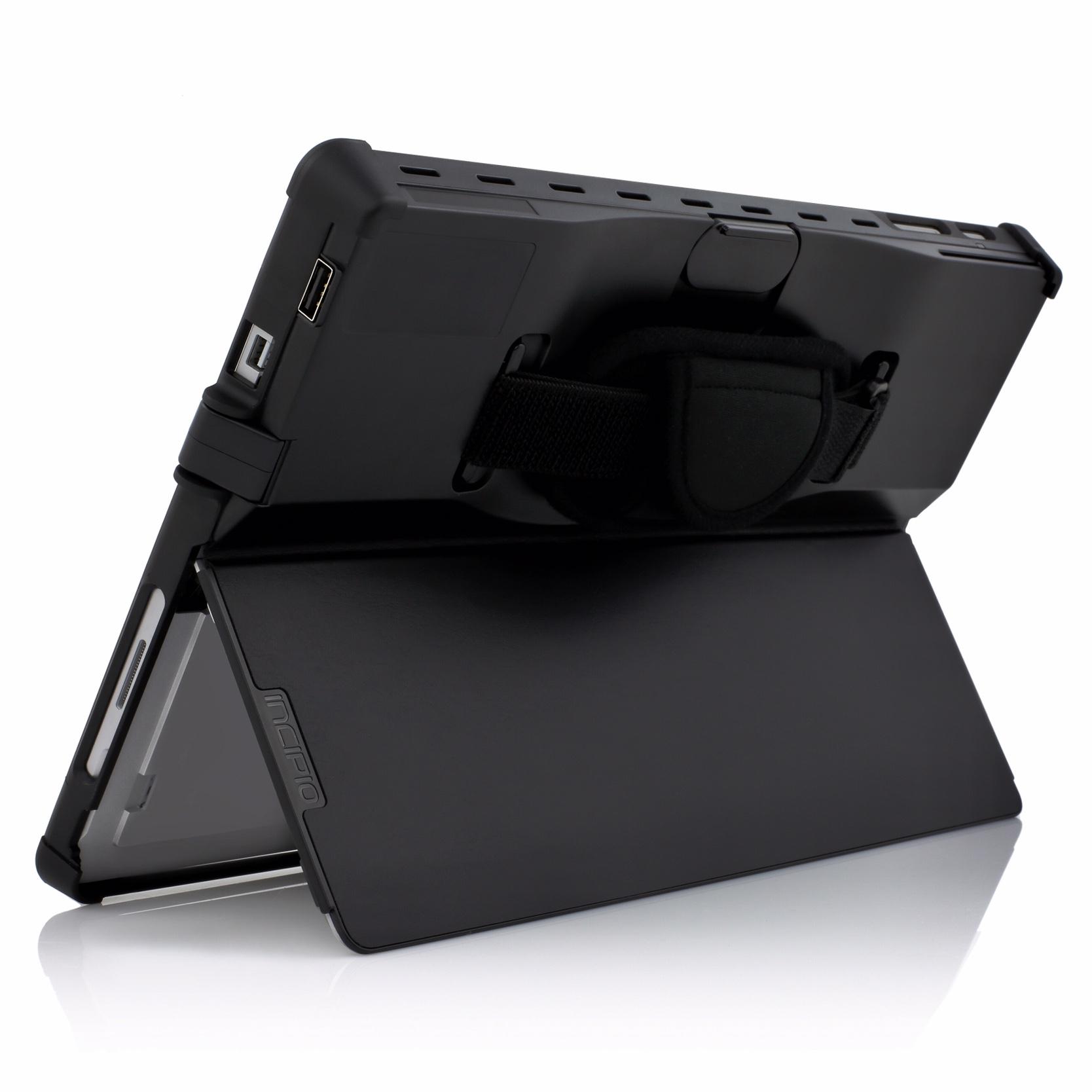 Microsoft SURFACE PRO 6 et PRO Coque Professionnelle SECURITY avec lecteur de carte à puce securise
