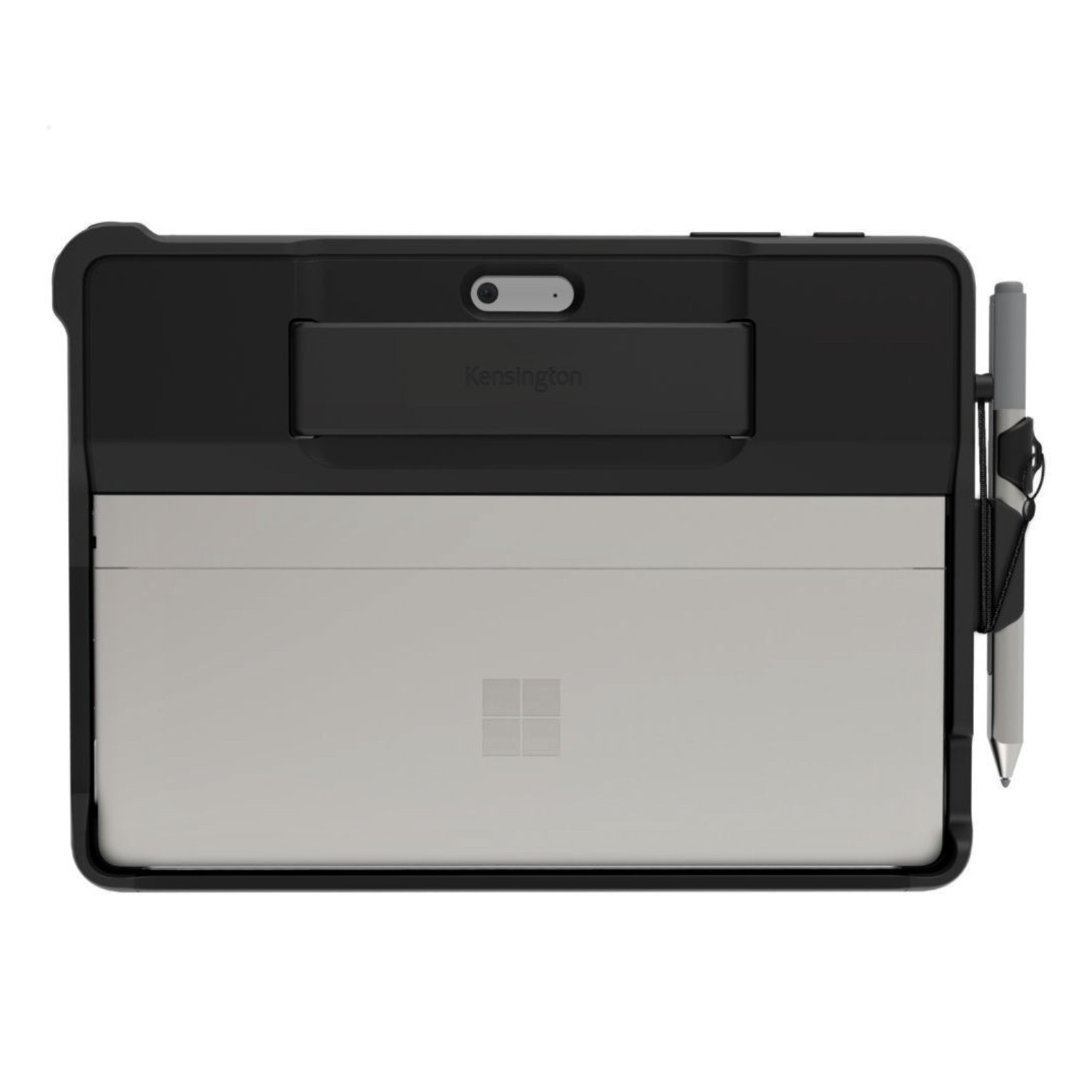 Surface GO 10p Coque de protection Blackbelt avec support pied