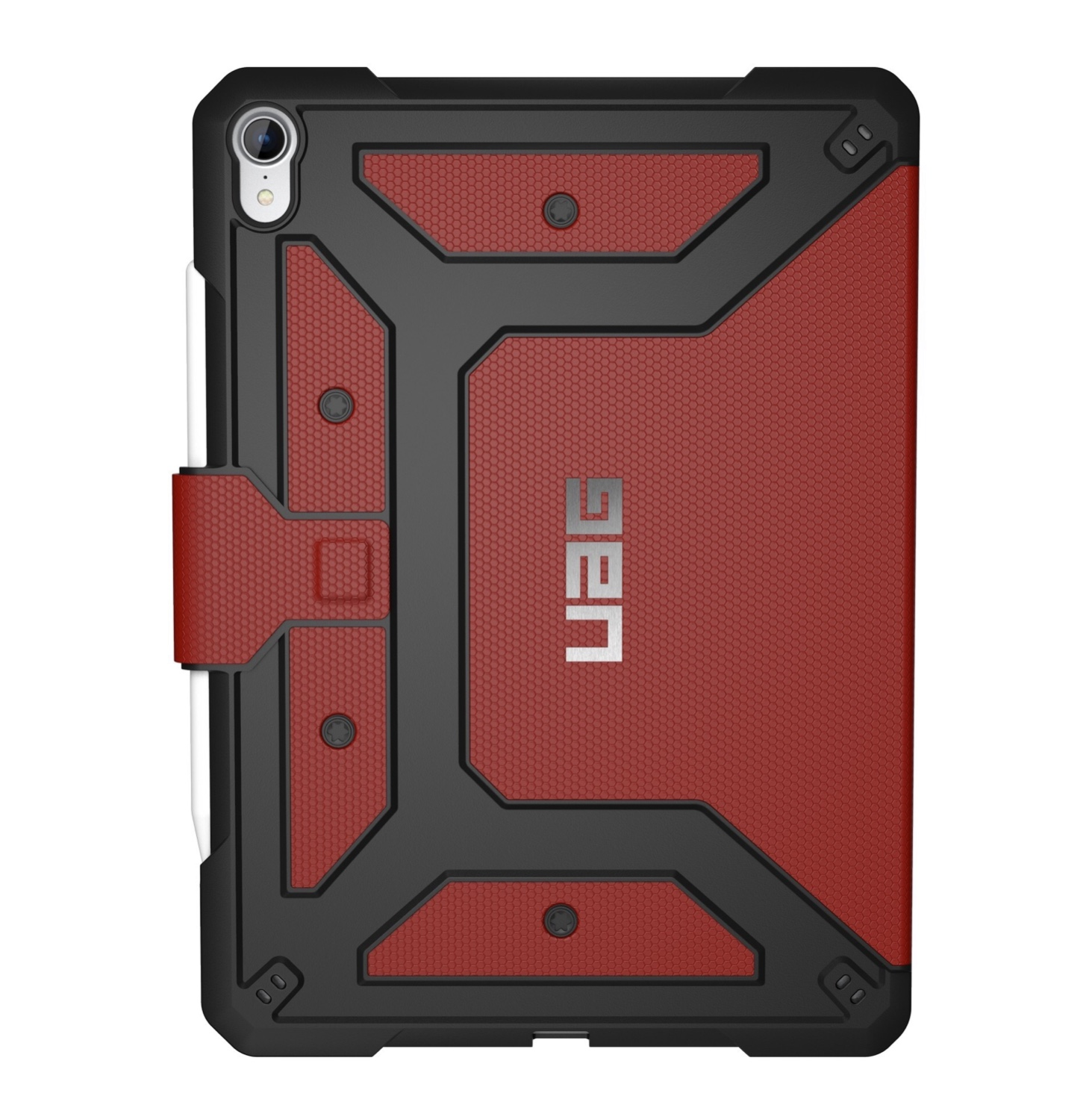 Bundle 2 en 1 iPad PRO 2018 11 pouces Coque renforcée Armure et verre de protection ecran