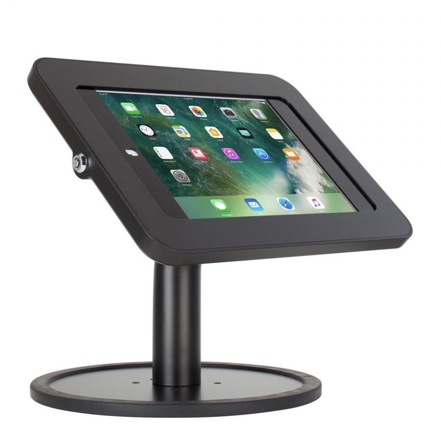 Borne stand de table New ipad 9.7 pouces Fullpad Noir