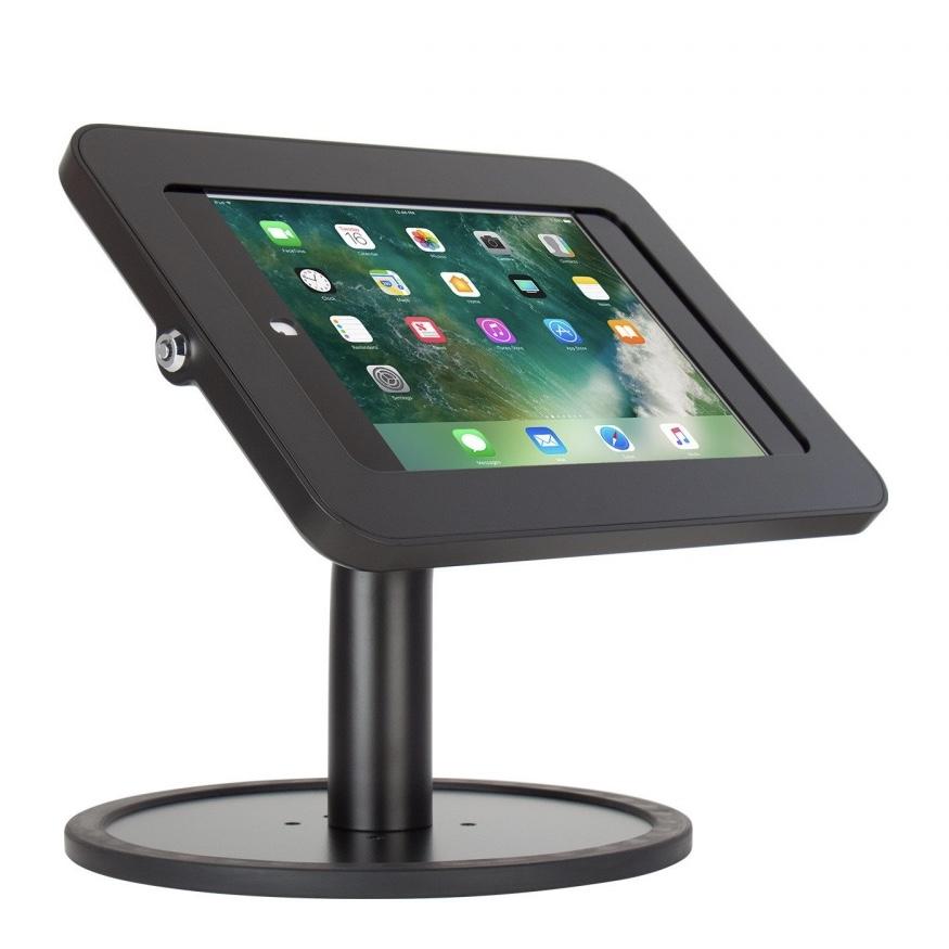 Borne stand de table New ipad 9.7 pouces Fullpad Noir