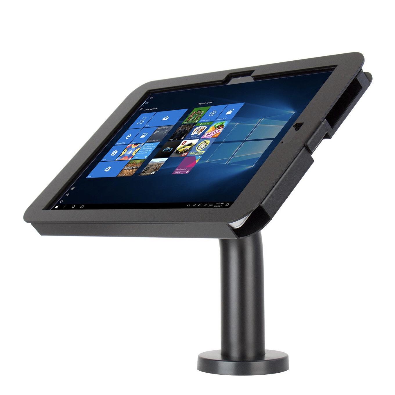 Microsoft Surface PRO 12.3 pouces Stand de table Support Mid coude Noir