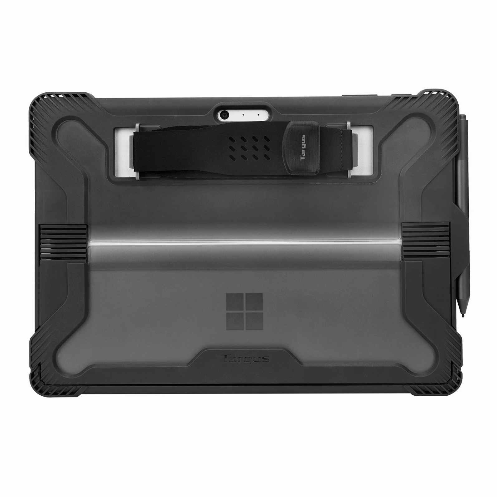 e913226fb76 Targus Safeport Microsoft Surface PRO 12.3 pouces Sangle main et verre de  protection ecran