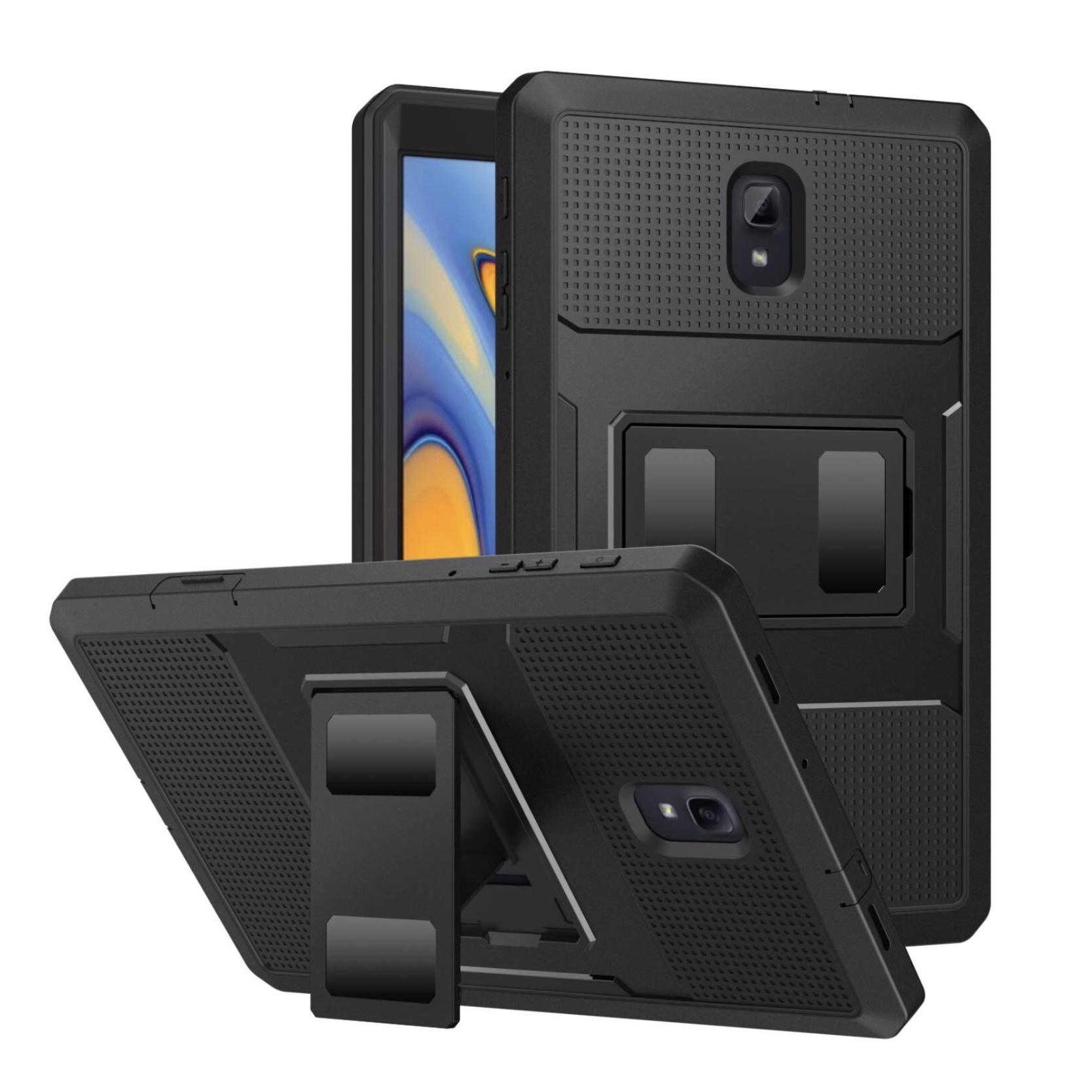 Galaxy TAB A 10.5p Coque de protection Pied amovible et film rigide ecran PRO TAB