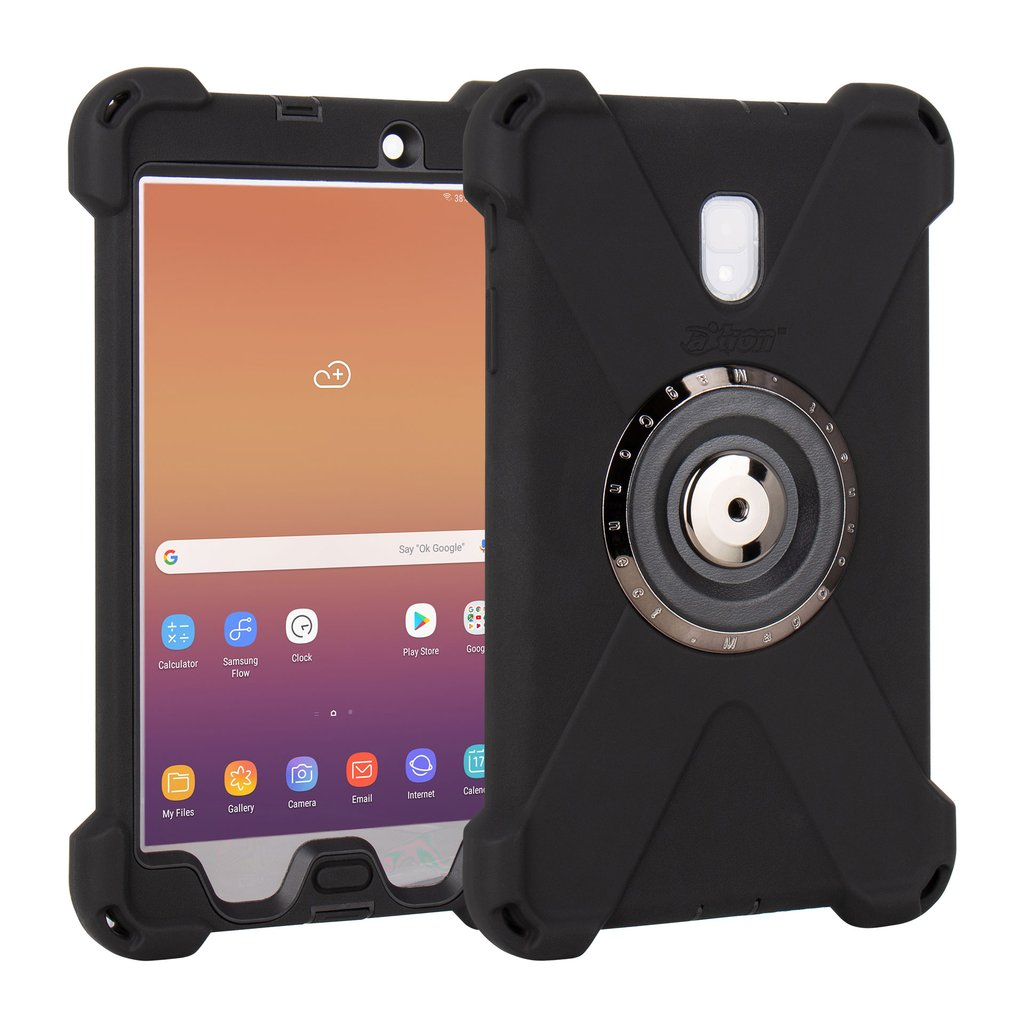 Coque Protection Pro avec Sangle main rotative Samsung Galaxy TAB A 2018 8 pouces Premium Connect