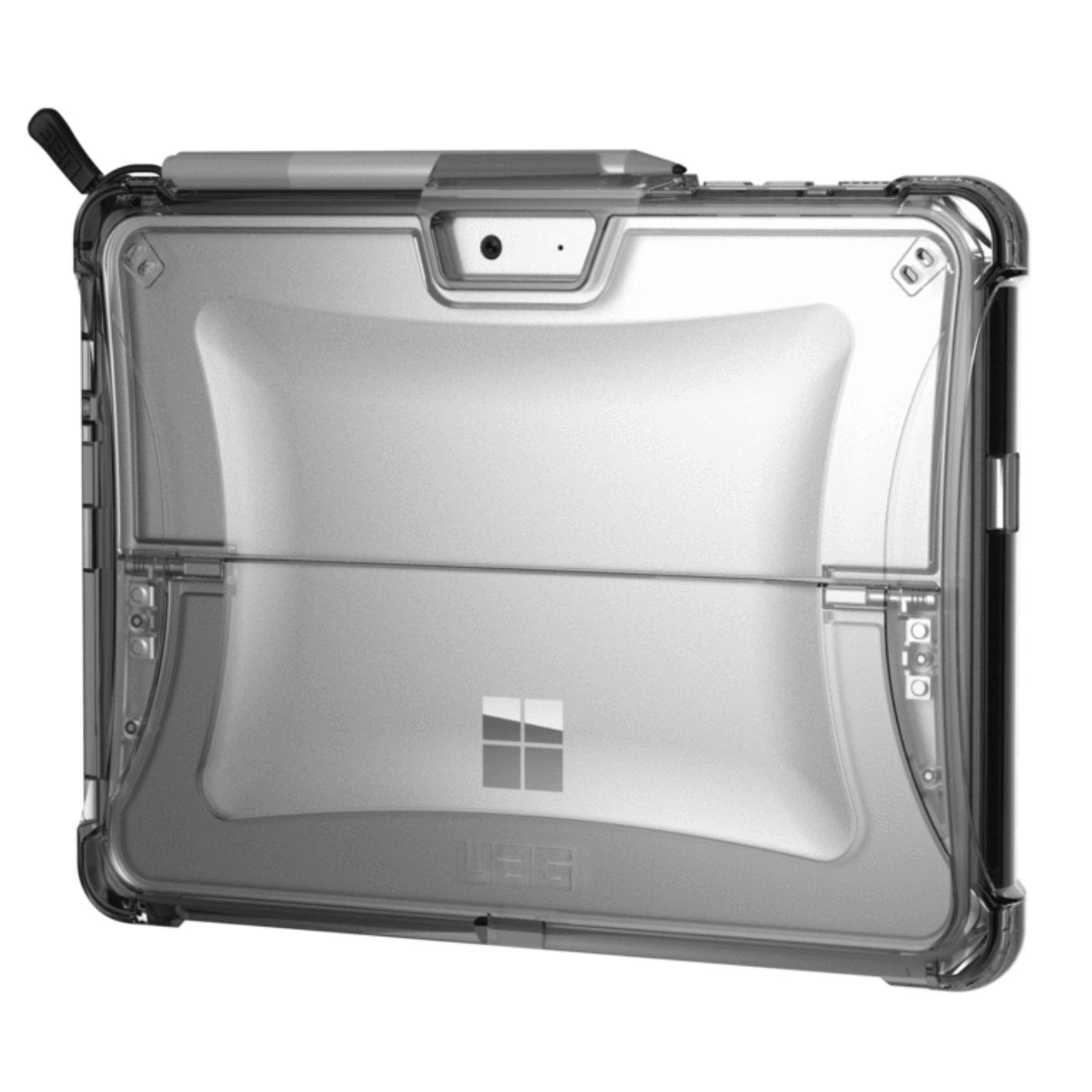 Surface GO 10 pouces Coque de protection transparente avec support stylet Plyo