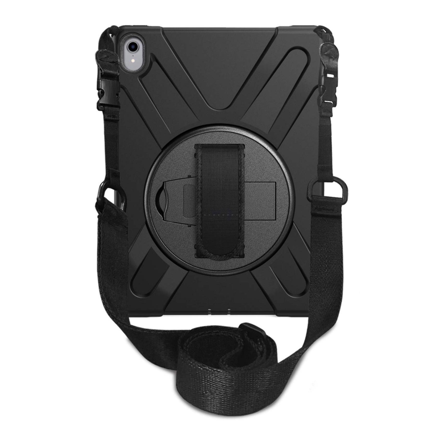 iPAD PRO 2018 11 pouces Coque de protection Pro avec sangle main et harnais epaule Vancouver