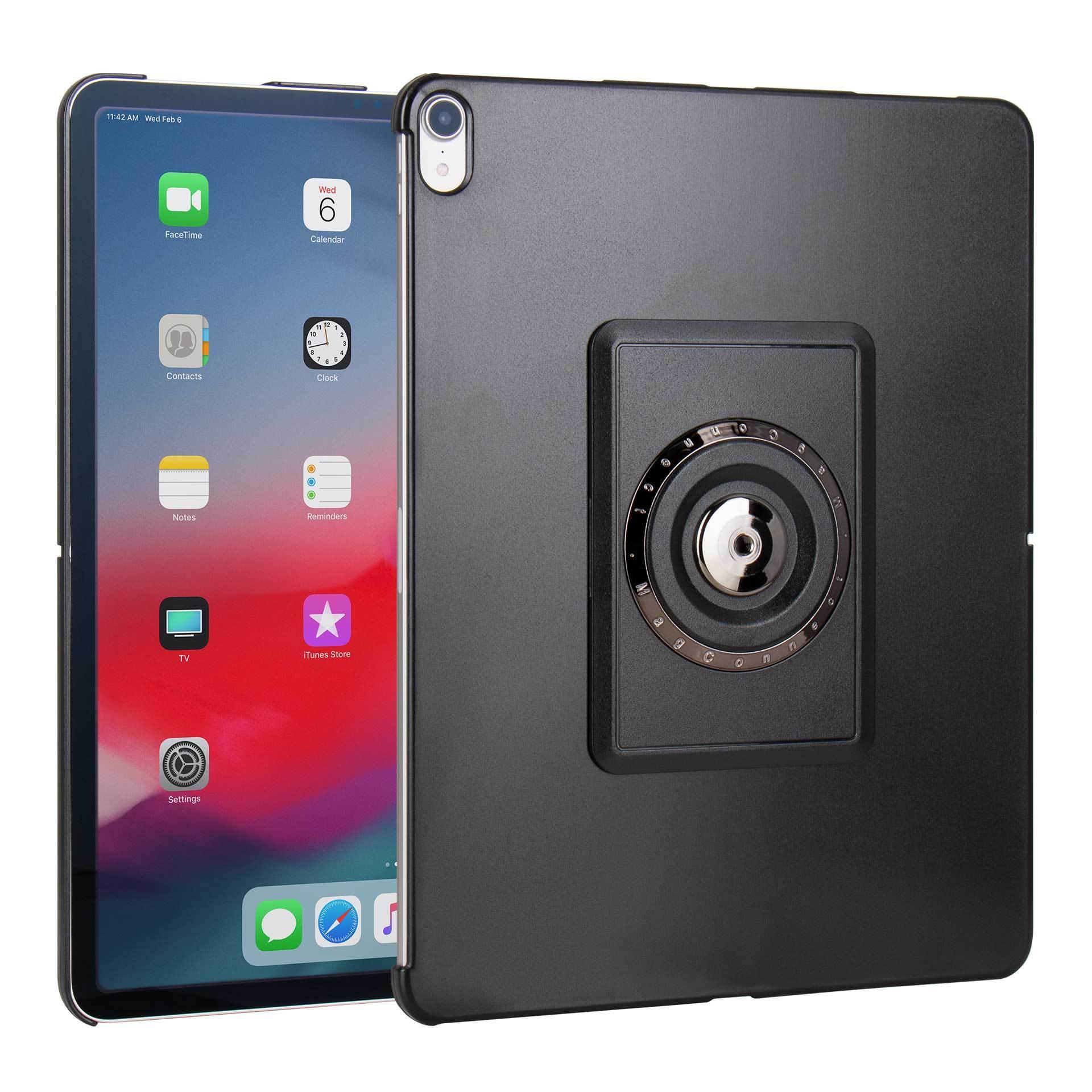 iPAD PRO 2019 12.9p 3e Generation Coque de protection SlimPad Compatible Connect