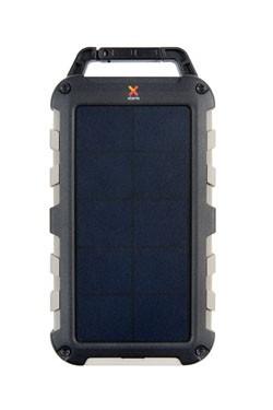Batterie solaire Universelle Lithium Polymere 10000 mAh Robusta Tablettes et smartphones