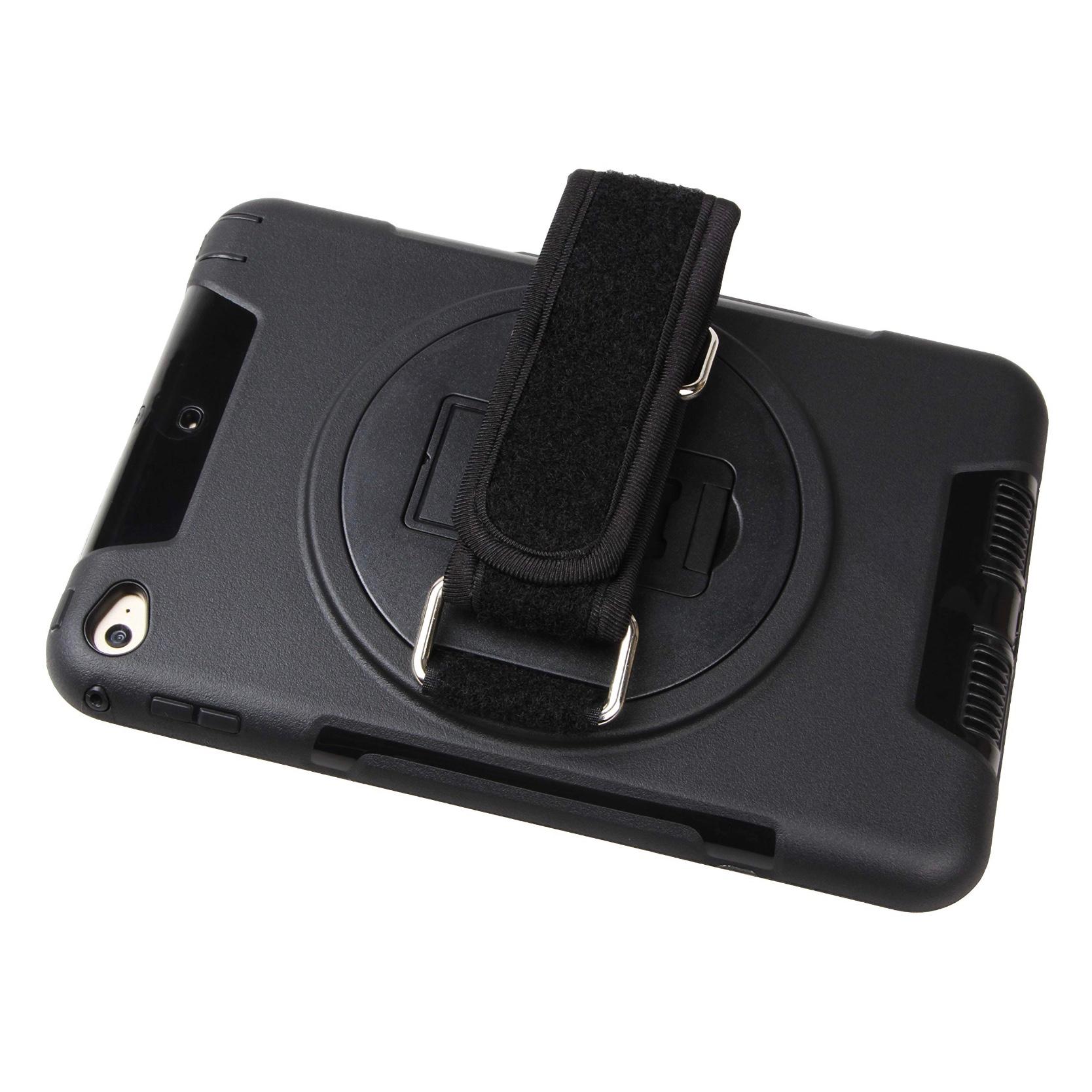 Coque de protection avec Harnais main rotatif iPad Mini 5