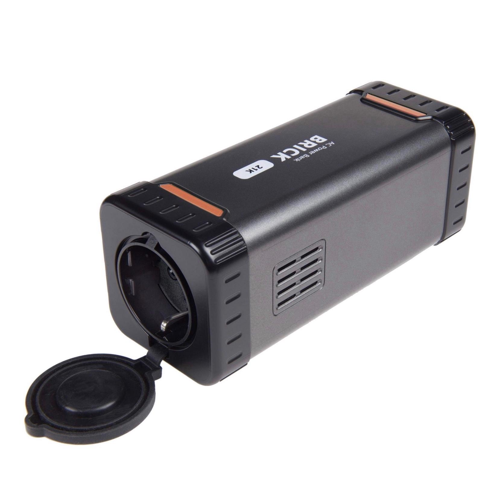 Batterie Professionnelle 220V Power Brick 21000 mAh 220V et 2 Ports USB et USB-C
