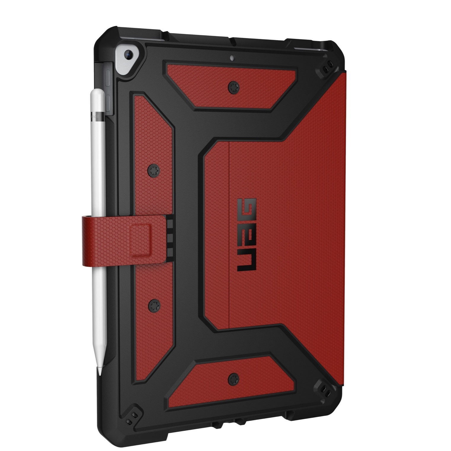 Etui Folio renforce Protection New iPAD 10.2 Armure